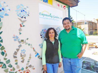 Ana Solares and Manny Gutierrez.   JACKIE SCHULZ/Contributor