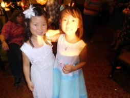 Emmie Gus and Freya Pang. | JACKIE SCHULZ/Contributor