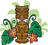 Hawaiian Luau at the Aquatic Center