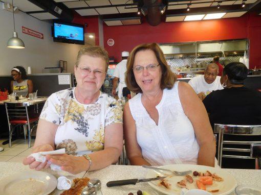 Karen Rozmus and Carol Byars. | JACKIE SCHULZ/Contributor