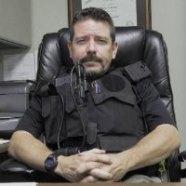 Michael Keating Deputy police chief