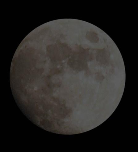 'Black moon'