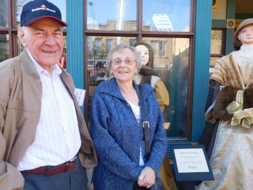 Gunther & Karen Newman | JACKIE SCHULZ/Contributor