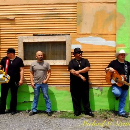 An evening with Los Texmaniacs