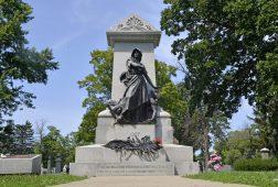 Haymarket Martyrs' monument   Alexa Rogals/Staff Photographer
