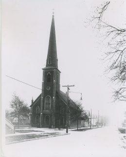 St. John Church 1873-1914. | Photo provided