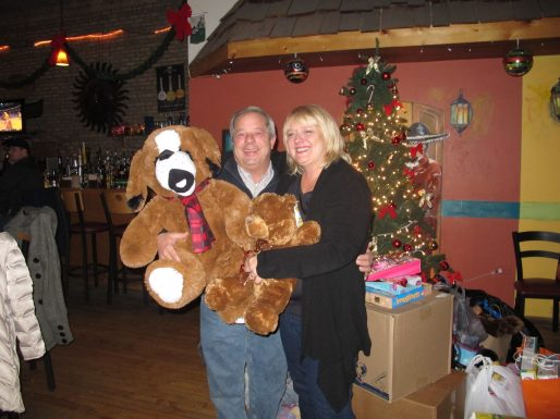 Mayor Anthony Calderone will host his annual Toy Drive at 6 p.m. Dec. 13 at Cocina Lobos, 7321 W. Madison St. Bring a new and unwrapped gift, and stay for appetizers and drinks after. Questions? Call the Forest Park Community Center 708-771-7737.