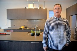Mark Zinni left River Forest after 30 years for a more affordable residence in Forest Park as an empty-nester. Others are joining him. | Alexa Rogals/Staff Photographer