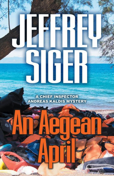 Author Discussion with Jeffrey Siger