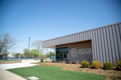 After almost a year of construction, Park District employees said they're excited about the Roos grand opening. | Alexa Rogals/Staff Photographer