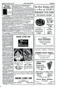 Stejr's 1950's ad for a holiday box of candy, French Creams and Foiled Santas. For a little extra, Claude Walker shares a few thoughts on slot machines in Forest Park on the left of the December 14, 1950 issue.