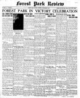 Forest Park Review November 16, 1918
