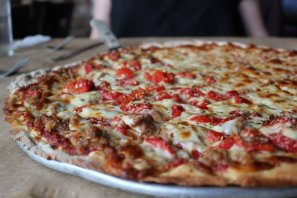 Menu selections, like pizza toppings at Jim and Pete's, are highly personal.