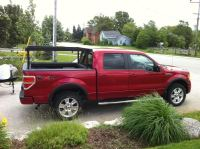 Kayak Truck Rack... suggestions? - Forest River Forums