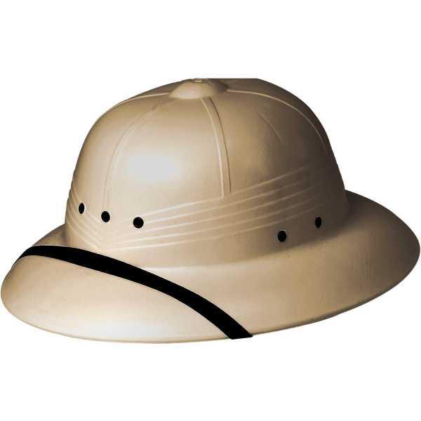 3e782731a0b07 Indian Pith Helmet. High Density Polyethylene. Forestry Suppliers