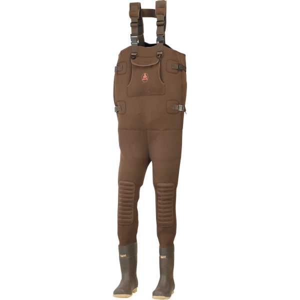 Size 9 Pro Line Extra 3.5mm Neoprene Chest Waders 35966446586