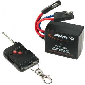Fimco 12V Wireless Remote Control | eBay