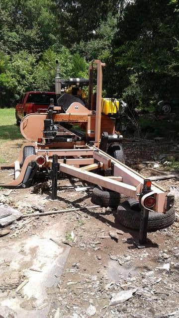 Wood Mizer Lt40 Super Hydraulic For Sale
