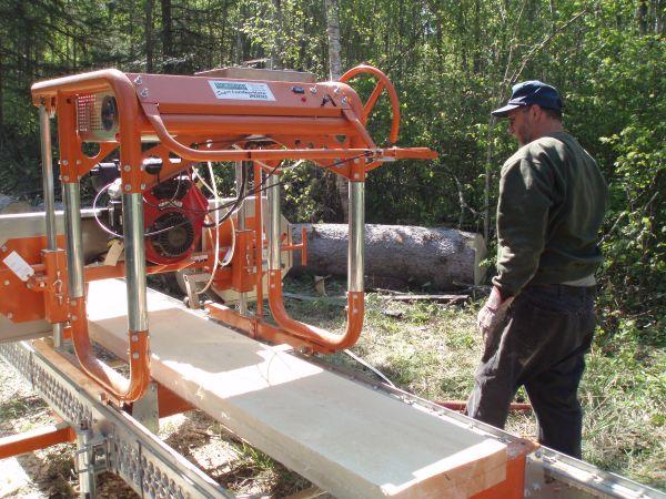 Lm 2000 Sawmill
