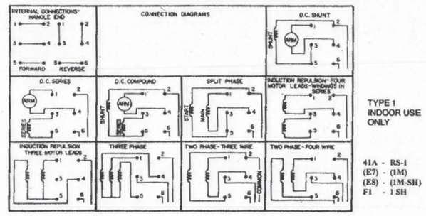 furnas drum switch wiring diagram 2006 chevrolet cobalt schematic need help 1hp motor to a in general board reversing