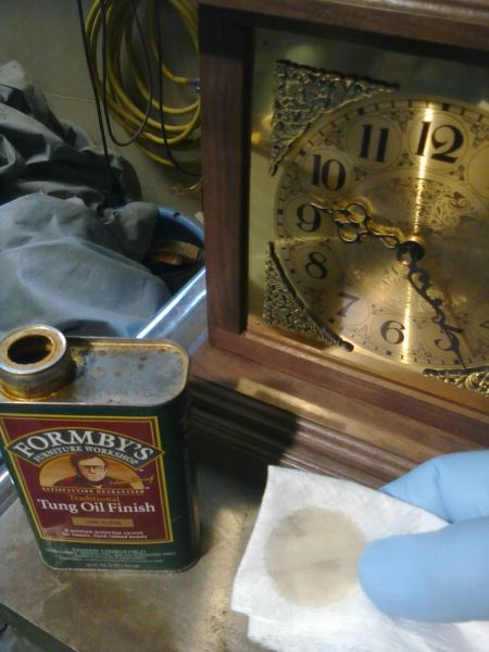 Formbys Tung Oil Varnish