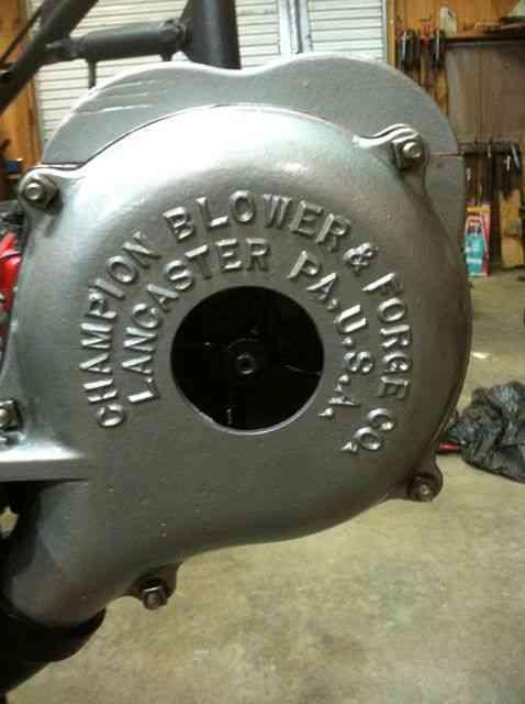 Buffalo Coal Forge For Sale