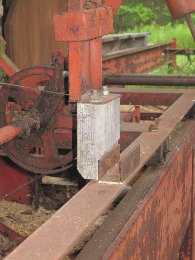 Sawmill Carriage Setworks