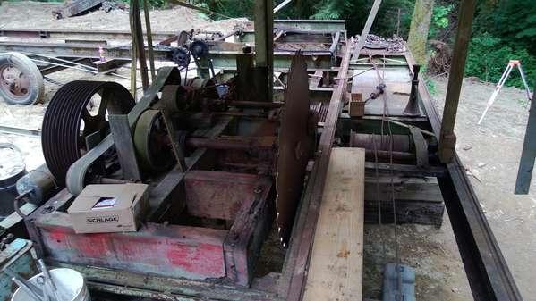 American Sawmill