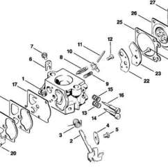 Stihl Ms 170 Carburetor Diagram 1998 Honda Accord Lx Stereo Wiring 031av Parts Diagram, Stihl, Get Free Image About