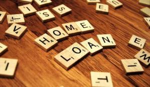 home loan phrase on scrabble tiles
