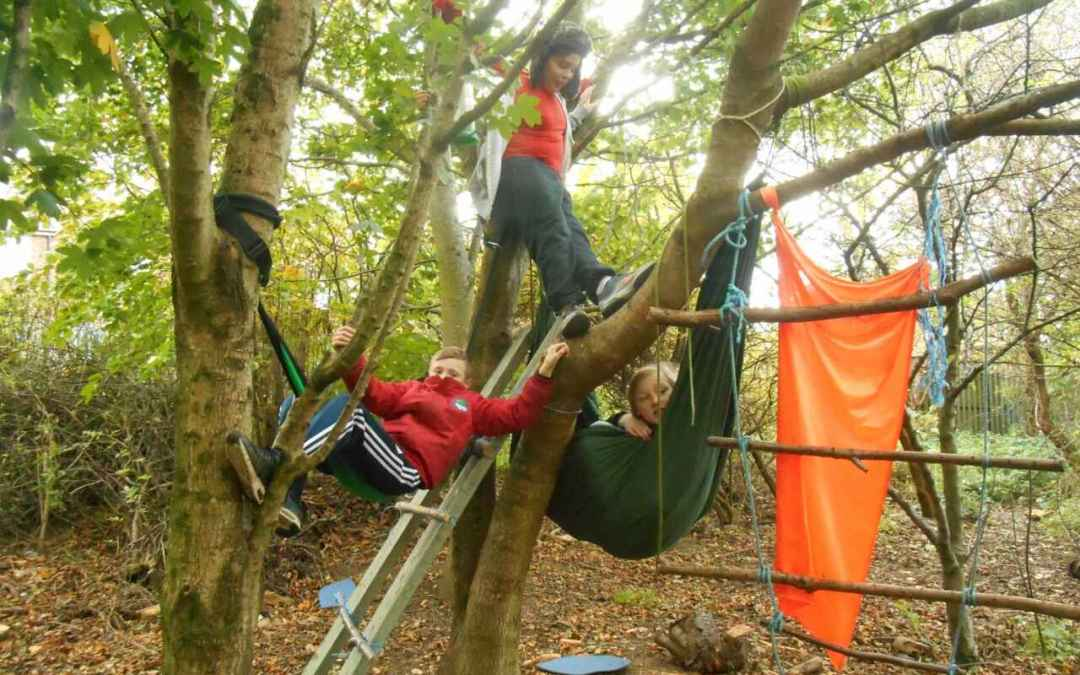 First FSA Recognised Forest School Provider in Tyne and Wear