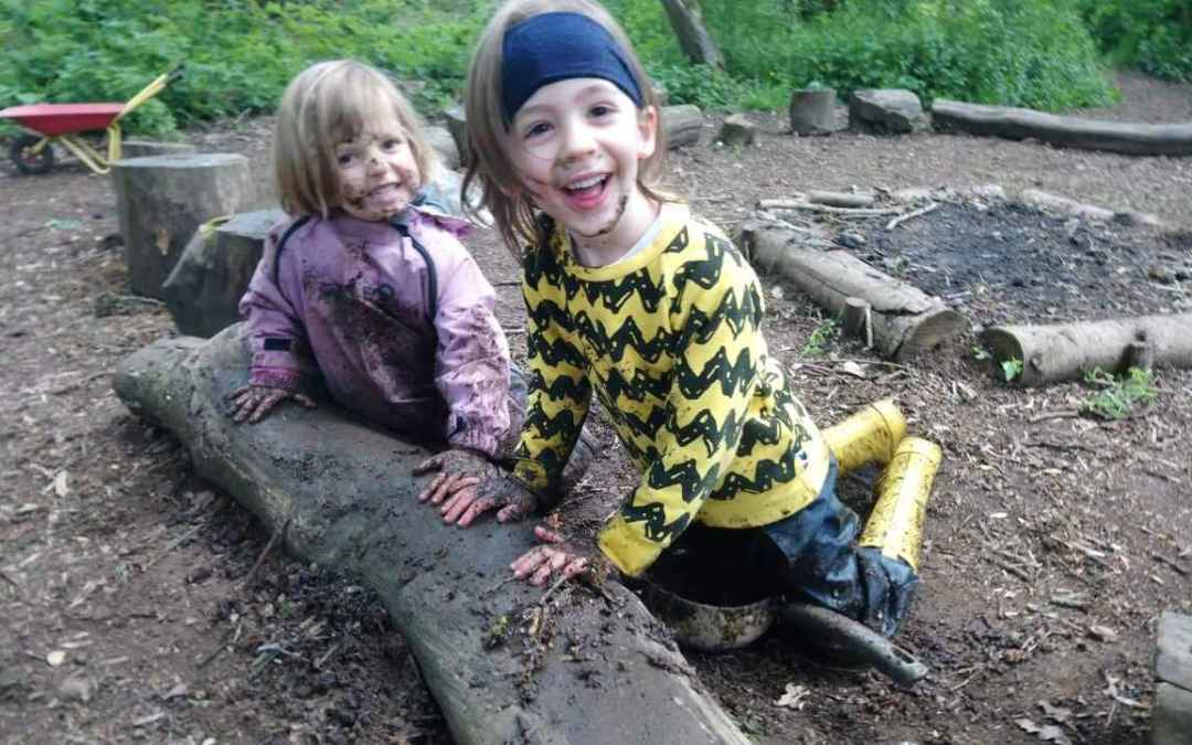 First Recognised Forest School Providers in Essex: Nature of learning