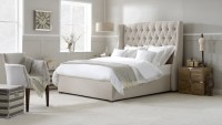 Upholstered Bed Designs | Manufacturered in the UK | Trade ...