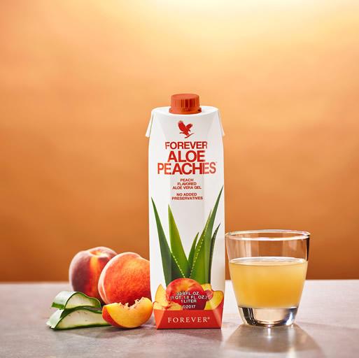 Forever Aloë Peaches (1L)