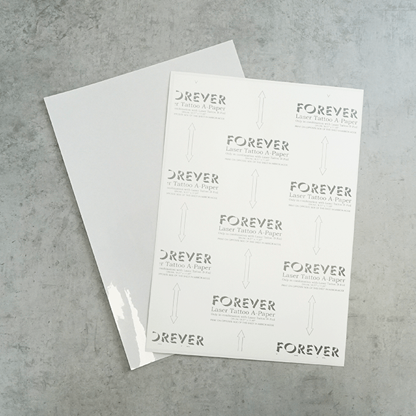 Printable Tattoo Paper von FOREVER