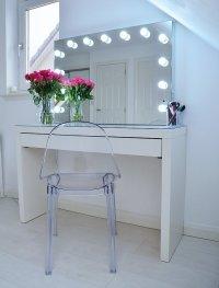 Ikea Dressing Table Folding Mirror  Nazarm.com