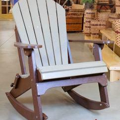 Amish Made Rocking Chair Cushions Circle Target Rockers Archives Poly Adirondack