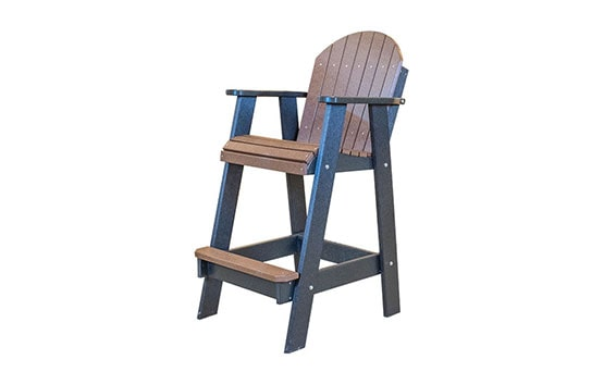 Amish Made Poly - Non Swivel Chairs Thumbnail