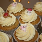 Christmas Cupcakes from Little Sins Cupcakery