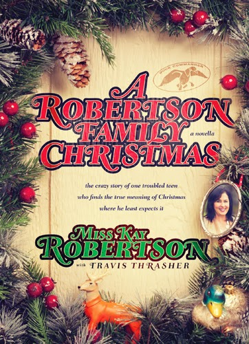 A Robertson Family Christmas {Book Review + Giveaway}
