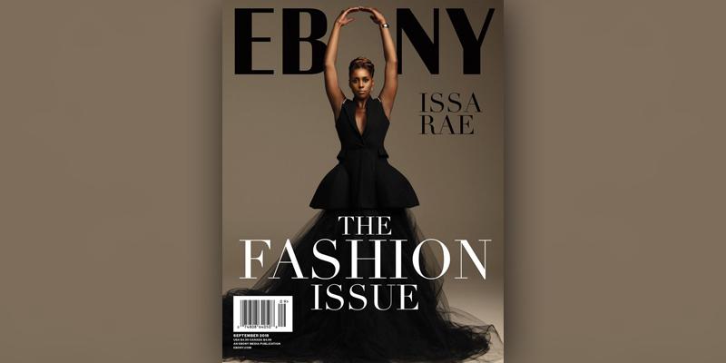 Shiona Turini Styles Ebony Magazine Cover  Forever Bermuda