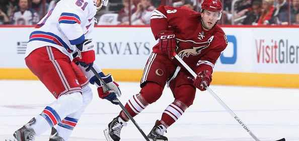 online store 04236 477b6 Trade for Keith Yandle is a bold, Cup winning move - FOREVER ...