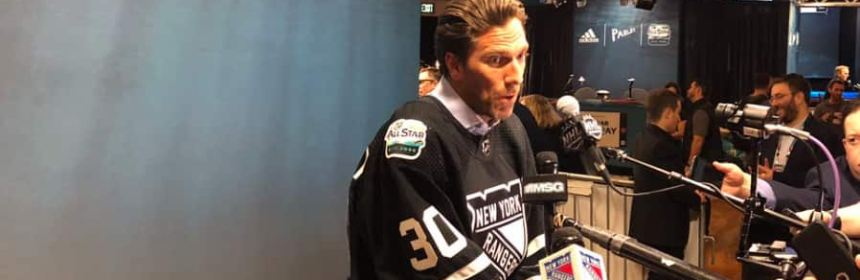 Lundqvist Reminds Rangers Fans He S Going Nowhere Forever Blueshirts