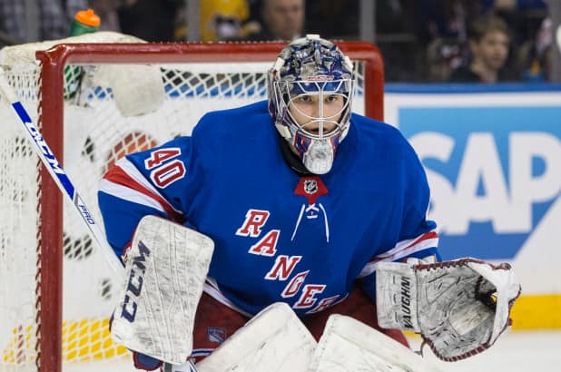 Rangers Roundup: Georgiev stock rising, Kakko needs to shoot, and Kravtsov update - FOREVER BLUESHIRTS