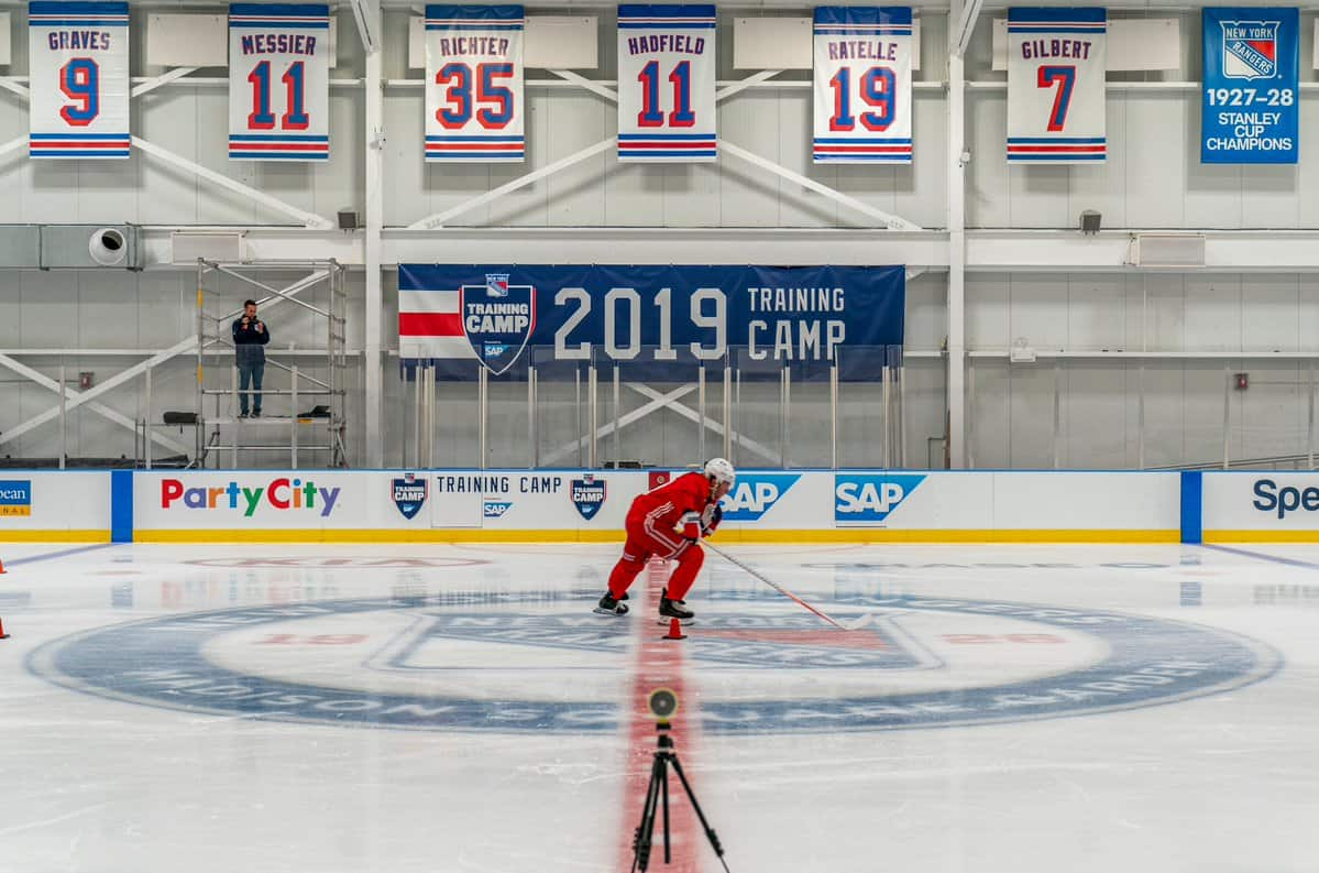 Quinn basically set his forward lines and other notable takeaways - FOREVER BLUESHIRTS