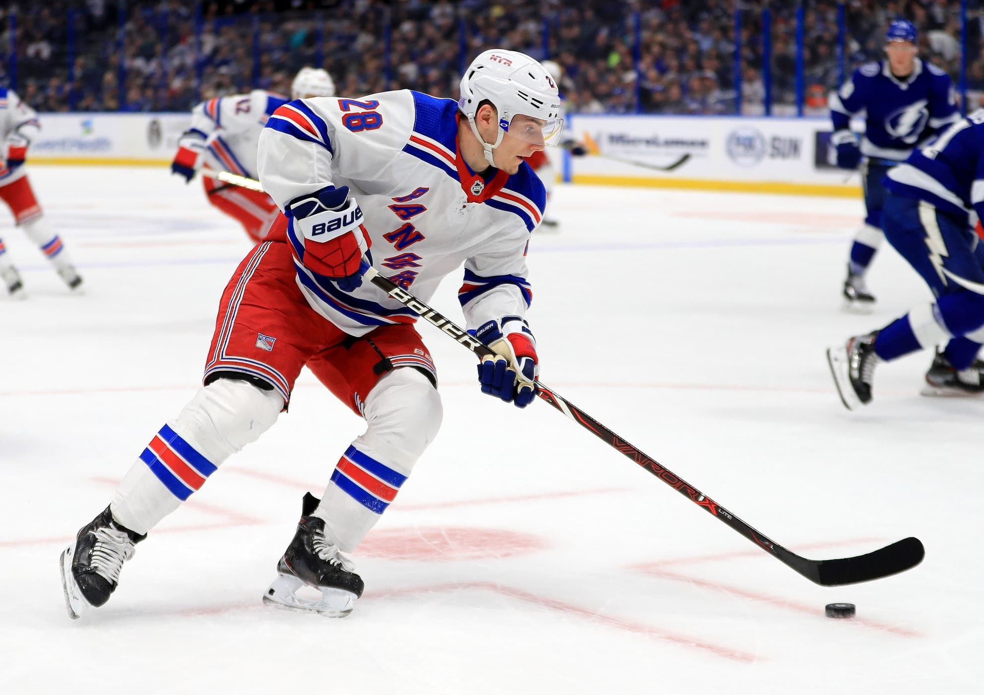 Rangers' Andersson requests trade
