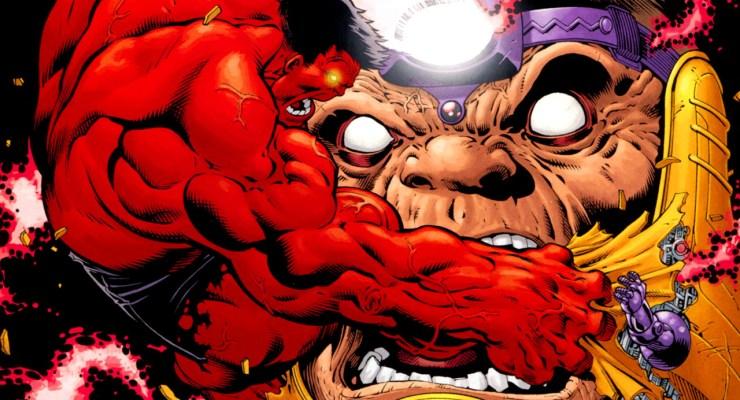 Hulk #21 Cover