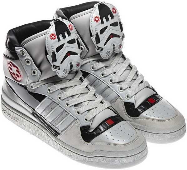 Star Wars Sneakers >> Adidas Star Wars Sneakers Forevergeek