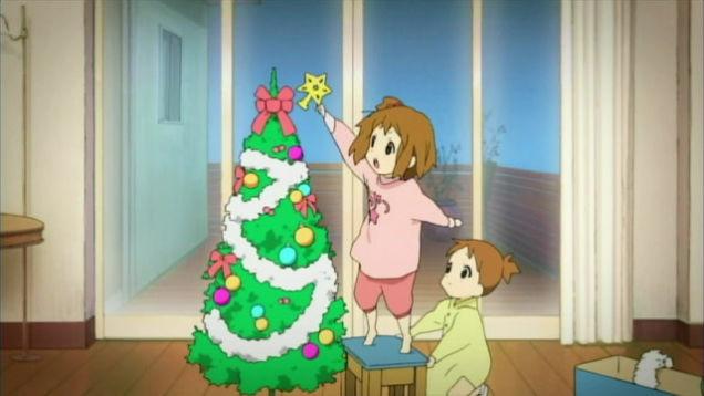 anime for christmas