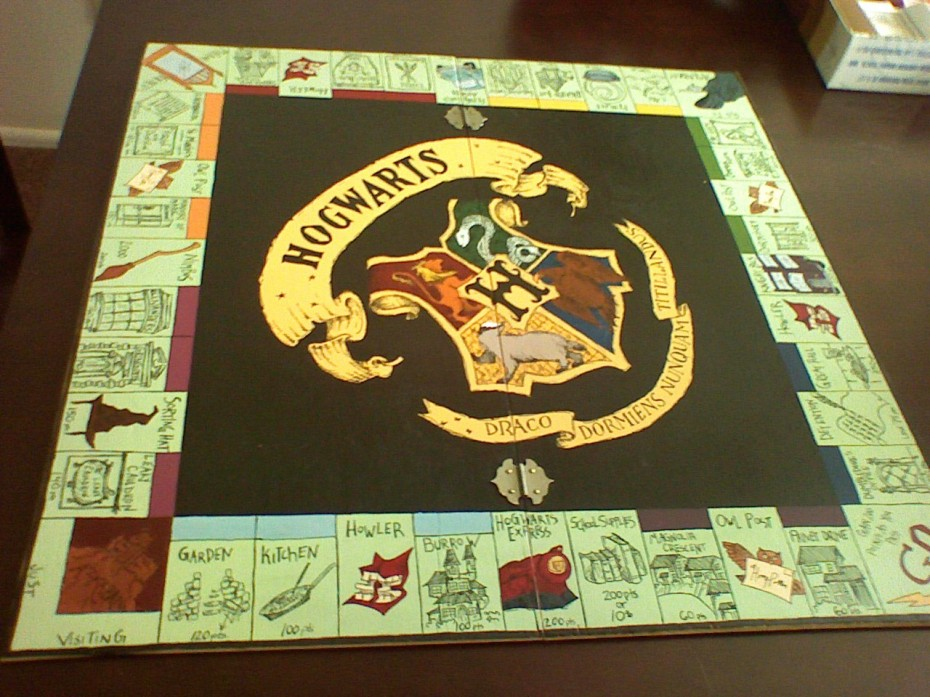 14 Awesome Homemade Board Games ForeverGeek